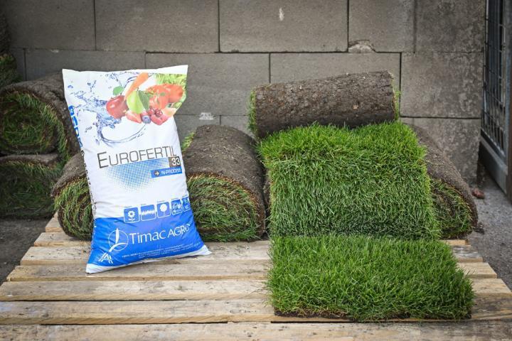 Universaldünger für Lengel Fertigrasen