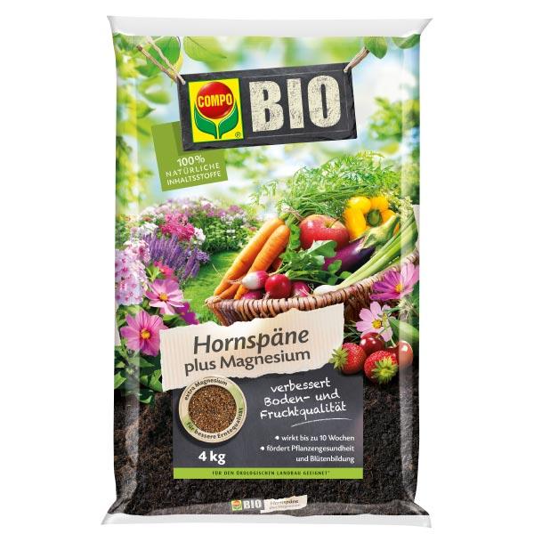 Compo Bio Hornspäne plus Magnesium